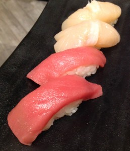 Fresh Sushi Grade Salmon & Fish  Edinburgh Scotland