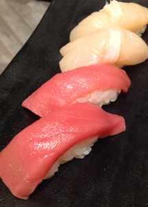 Sushi Grade Fish Edinburgh Scotland